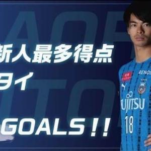 川崎フロンターレ2021シーズンスタメン予想&選手紹介【ウインガー編】