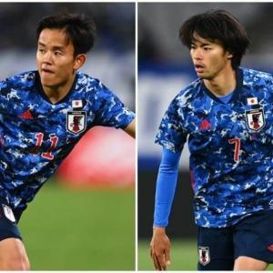 史上最強!U24サッカー日本代表の初戦「VS南アフリカ戦」スタメン予想【東京五輪で金メダル!】