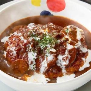 松屋は牛丼よりカレーがうまい?いやいや「ブラウンシチューハンバーグ定食」でしょう!【ソースがめっちゃうまい】