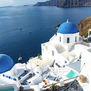 【ギリシャ】サントリーニ島の絶景写真を撮るには【イア】