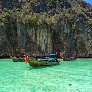 【タイ】ピピ島現地ツアーのモデルコースを徹底解説!【マヤベイ】