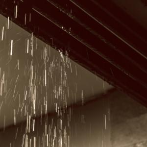 週末の長雨に注意