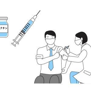 モデルナワクチン2回目の接種後