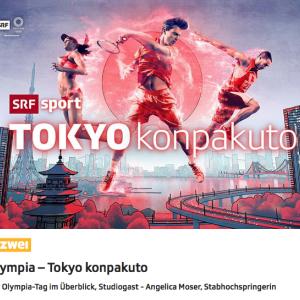 スイスのTVで日本の紹介