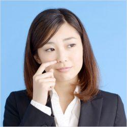 『行動心理学』の学び しぐさや行動⑥【会話中に鼻を何度も触る】
