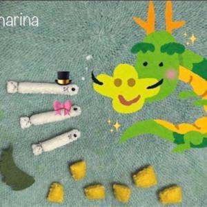 【メダカの学校】水神様と水疱症の白メダカ プヨちゃん