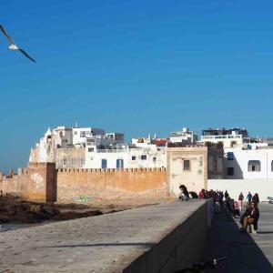 モロッコ19日目 エッサウィラ到着