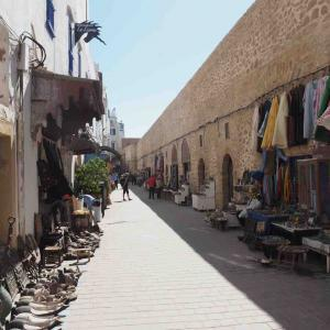 モロッコ20〜21日目 エッサウィラという楽園