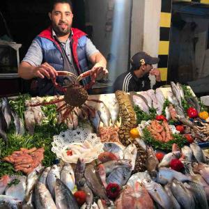 モロッコ22日〜24日目 モロッコ伝統料理