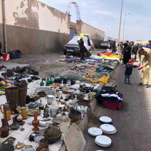 モロッコ31〜32日目 サンデーマーケット