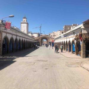 モロッコのロックダウン