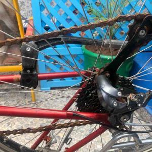 3か月ロックダウンすると自転車はどうなる?