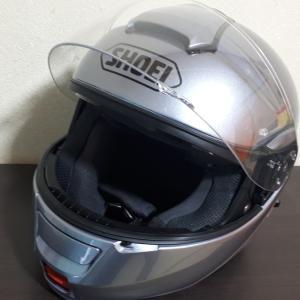 ヘルメット購入でございます♪