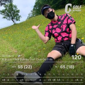 2021第8戦 能登ゴルフ倶楽部(3連荘)