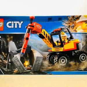 【LEGO】60185 Mining Power Splitter