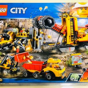 【LEGO】60188 Mining Experts Site