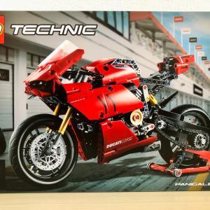 【LEGO】42107 Ducati Panigale V4 R