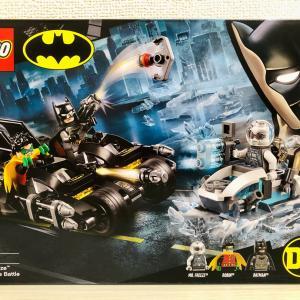 【LEGO】76118 Mr.Freeze™ Batcycle Battle