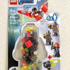 【LEGO】40418 Falcon & Black Widow Team Up