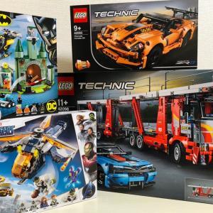 2020/11/25 LEGO購入品