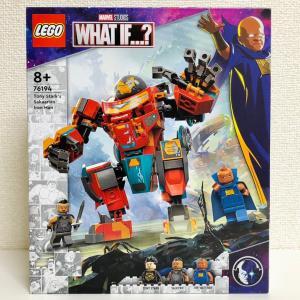 【LEGO】76194 Tony Stark's Sakaarian Iron Man