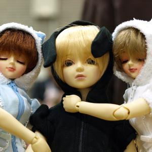 スパードルフィーをお迎えしよう!〜お人形とお出かけしちゃう編〜