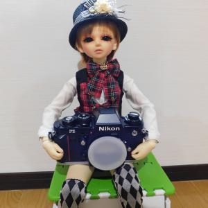 Nikon F3 復活計画 その4