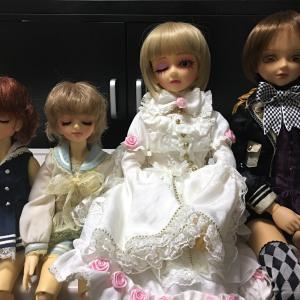 火災で実家が全焼・・・・地獄から生還したお人形達