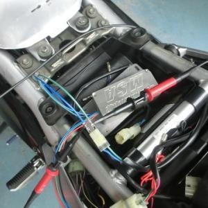 フルコン用MSA仕様のイグナイターの製作です