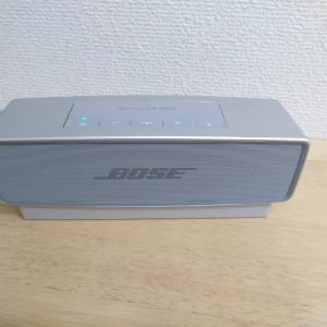 BOSE SoundLink Miniの充電ができない不具合の解決方法