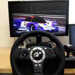 ロジクール GT FORCE PROは格安で買える本格ハンドルコントローラー