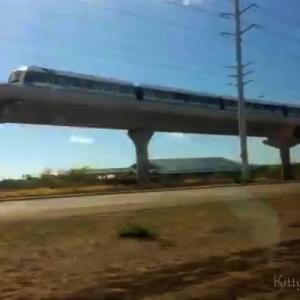 電車とモール