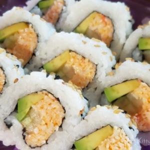 日本のお寿司が恋しい