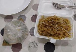 持ち帰りで、おいしかった食べ物。