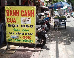【料理名】⑦ Bánh canh cua