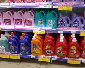 ベトナムで入手できない物① 液体洗剤