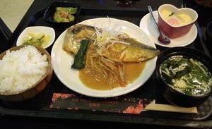 【魚定食】 ⑦和香菜 さば味噌煮定食