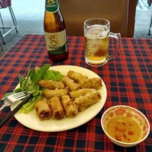 (テスト)ベトナムのビールに合う料理5選