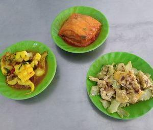今月のビンヤン食堂 (11月)