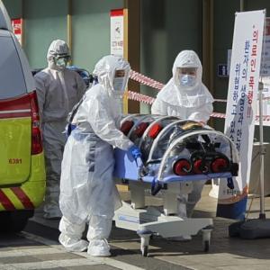 韓国で新型肺炎炸裂! 在韓米軍基地も一部施設閉鎖