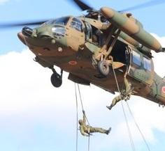 空中機動訓練から 南海レスキュー01まで