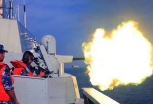 ☆中国軍事訓練 南シナ海から台湾まで 5方向で実弾訓練
