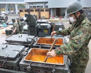 日米中韓など 各国のレーションや隊内食事比べ