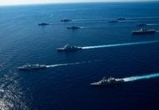 大艦隊】日米共同統合演習キーンソード21始まる