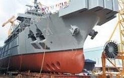 韓国海軍を象徴するような救難艦 統営ソナー騒動