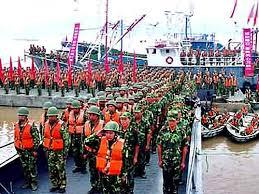 中国国防相が訪日画策 一方で中国船に漁場を荒らされ漁民の怒り爆発