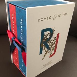 誕生日の朝に☆ロミジュリBlu-ray Boxが届きました!