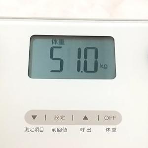 ☆9月12日☆朝の体重測定♪
