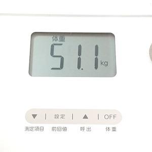 ☆9月30日☆朝の体重測定です♪