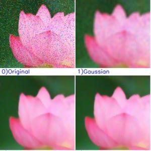 画像のノイズ除去をOpenCVとC++でやってみる。